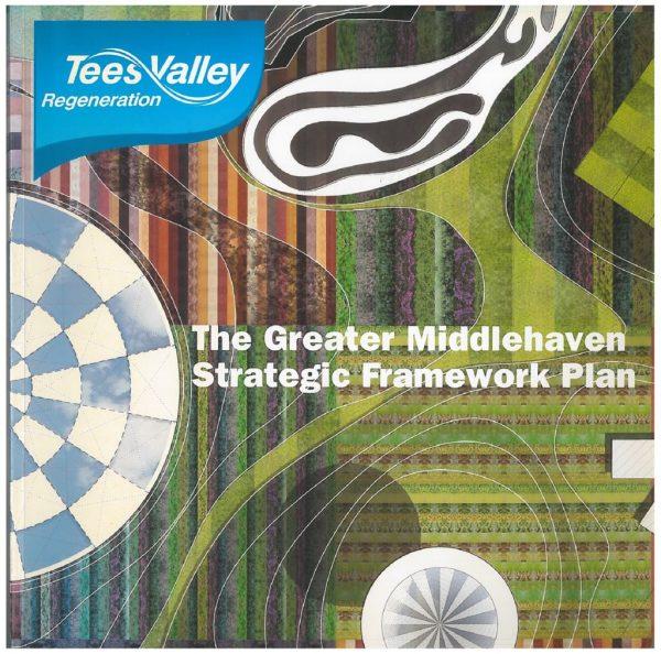 thumbnail of Middlehaven Strategic Framework Plan 2004