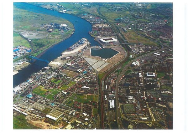 thumbnail of Middlehaven aerial photo