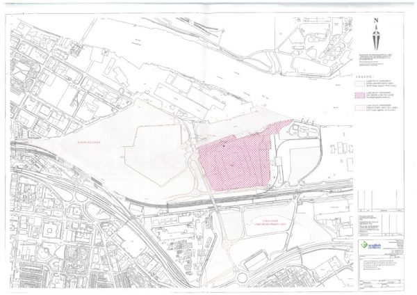 thumbnail of Middlehaven location plan