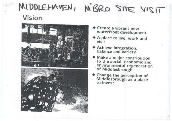 thumbnail of Middlehaven presentation