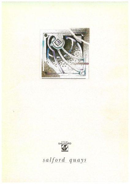 thumbnail of Salford Quays brochure 1991