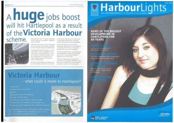 thumbnail of TVR Victoria Harbour Issue 1