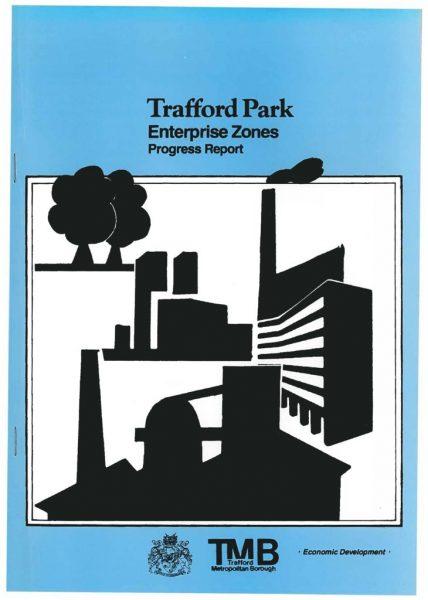thumbnail of Trafford Park Enterprise Zone report 1988