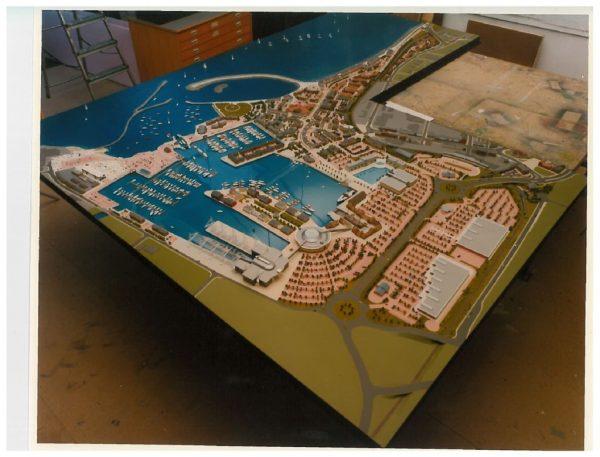thumbnail of Aerial photos Hartlepool Marina model