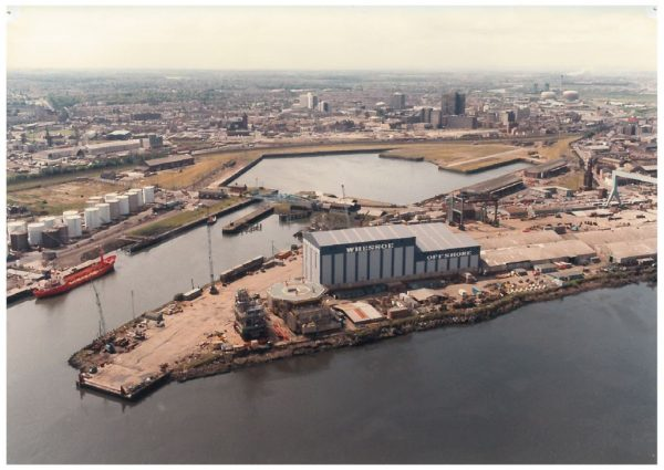 thumbnail of Aerial photos Middlehaven 2