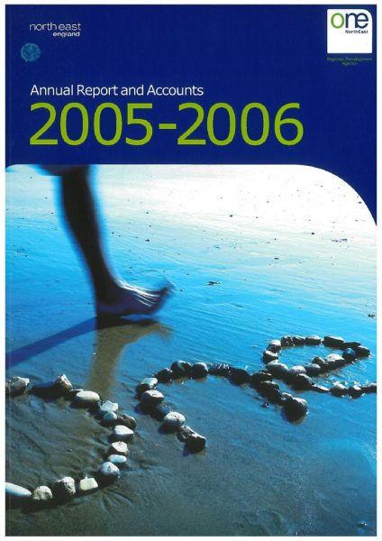 thumbnail of Annual Report and Accounts 2005 2006