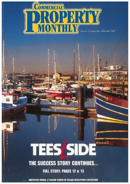 thumbnail of Commercial Property Monthly Vol 15 MarApr 1997