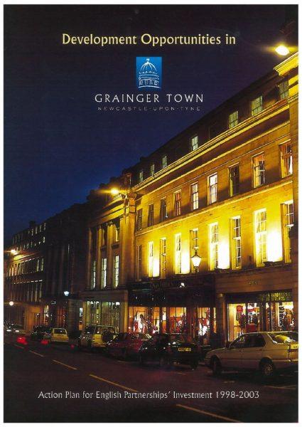 thumbnail of Development Opportunities in Grainger Town Action Plan