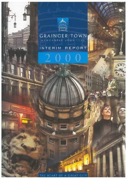 thumbnail of Grainger Town Interim Report 2000