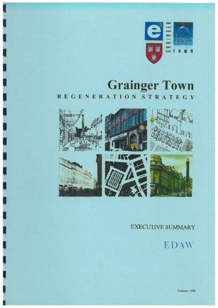 thumbnail of Grainger Town Regeneration Strategy Edaw