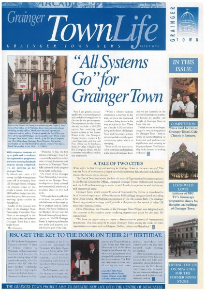 thumbnail of Grainger TownLife Issues 1 2 3 4