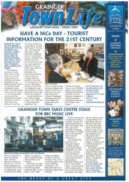 thumbnail of Grainger TownLife Issues 9 10 11 12
