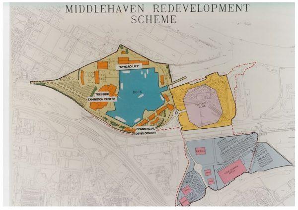 thumbnail of Masterplan Middlehaven